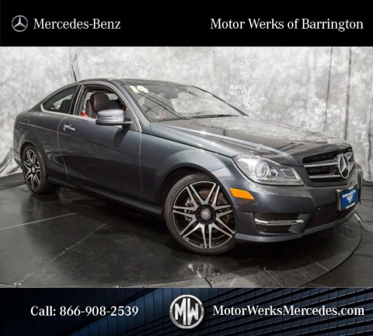 Certified Used Mercedes-Benz C-Class C350 Sport With Navigation & Lane Tracking Pkg